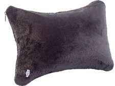 Nackenkissen Kopfkissen Reisekissen Aufblasbares Kissen mit Soft-Fleece-Bezug