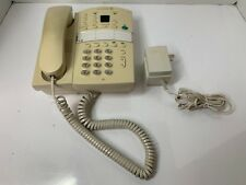Genuine Lucent  White Corded Tapeless Digital Telephone Answering System (1815)