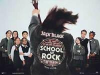 Schule Von Rock (Zweiseitig) Original Filmposter