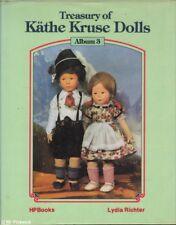 Lydia Richter TREASURY OF KATHE KRUSE DOLLS: ALBUM 3 1st Ed. HC Book