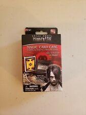 Criss Angel MINDFREAK Magic Card Case & Playing Cards in Original Box ASOTV