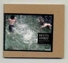 DELTA SPIRIT - HISTORY FROM BELOW / ADVANCE CD / 2010 ROUNDER 11661-9098-2PA