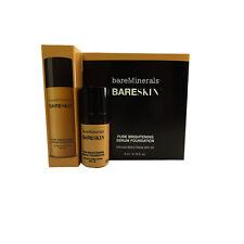 bareMinerals BareSkin Serum Foundation SPF 20 -Bare Sand 12 0.10 oz.