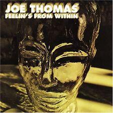 Joe Thomas - Feelin's from Within [New CD] Canada - Import