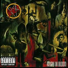 Slayer - Reign in Blood [New CD] UK - Import