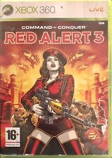 Command & Conquer Red Alert 3 For Microsoft Xbox 360 Supplied Complete: FreePost