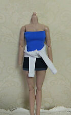 "Jill Valentine Female 1/6 Clothing Sets F 12"" Women HT PH Action Figure Toys"