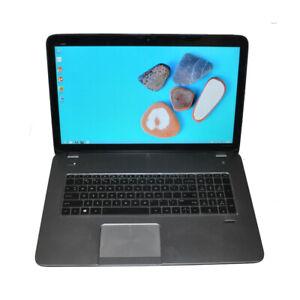 """HP ENVY m7 17.3""""  Laptop Intel i7-4700MQ CPU 8G RAM 1TB TouchScreen Win8"""