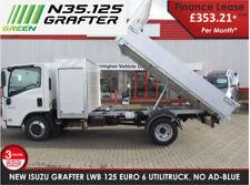 Tipper LWB Commercial Vans & Pickups with Immobiliser
