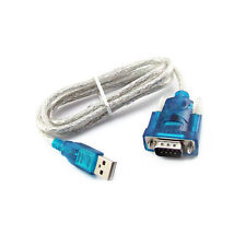 USB to RS232 Serial Port 9 Pin DB9 Cable Serial COM Port Adapter Convertor EM
