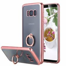 Samsung Galaxy S8 Plus Case Ultra Thin TPU Bump Drop Case Protective Cover Armor
