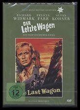 DVD WESTERN LEGENDEN 3 - DER LETZTE WAGEN - RICHARD WIDMARK + FELICIA FARR * NEU