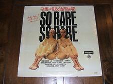 So Rare So Rare - The Los Angeles Pop Dance Band 1960's LP Diplomat SEALED M/M-