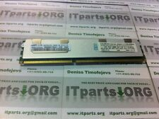 IBM 43X5047 44T1483 44T1493 4GB DUAL RANK PC3-10600 ECC DDR3 1333MHZ RAM