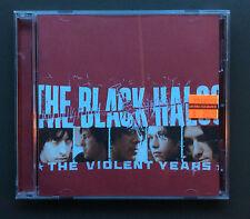 THE BLACK HALOS - The Violent Years CD VG+ 2001 12 Tracks Sub Pop