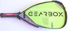 "GEARBOX M40 Racquetball Racquet - 170Q Quadra Form 3 5/8""    NEW"