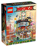 LEGO Ninjago City 70620 100% Complete with original box and manuals!