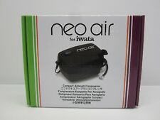 Iwata NEO Air Compressor IS 30 UP Brand New 3 Speed Adjustment Airhose Holder