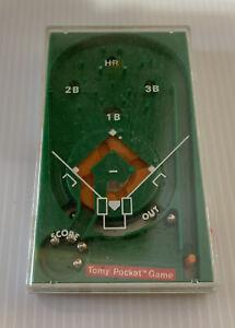 vintage tomy pocket game baseball 1975 japan
