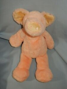 Manhattan Toy Company Pink Pig Plush Animal 16""