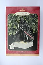 Hallmark Ornament 1997 Darth Vader Star Wars Nib Collectible Series