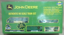 Athearn: John Deere Authentic HO Scale Train Set