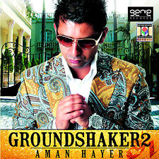 Aman Hayer GroundShaker 2 CD