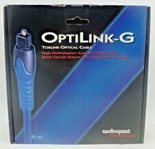 Audioquest OptiLink-G  6 meter Digital Toslink Optical