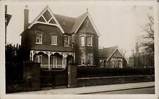 Ealing. House in Ealing where Aunt Susan is Cook.