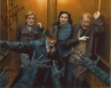 Sophie Thompson signed photo - Harry Potter - C602