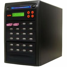1-23 Multi USB Drive Duplicator Copier Thumb Stick Pen Copy Station Cloning