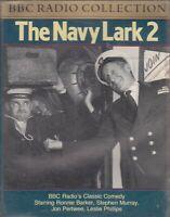 The Navy Lark 2 Cassette Audio Comedy BBC Radio Ronnie Barker Leslie Phillips