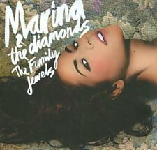 MARINA AND THE DIAMONDS - THE FAMILY JEWELS USED - VERY GOOD CD
