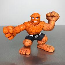 Marvel Super Hero Squad THING figure w/black shorts Fantastic Four