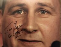 Chicago Bulls JIM BOYLEN Signed 8x10 Photo NBA Autographed Auto