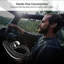 New Wireless Bluetooth 4.1 Headset Headphones with CSR Chip Clear Voice Capture
