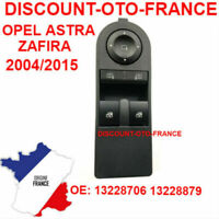 interrupteur commande bouton leve vitre  ZAFIRA   ASTRA   13228879