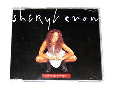 CD: Sheryl Crow - Strong Enough [Maxi-Single] (1994, A&M) UK All I Wanna Do Live