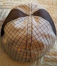 Cremieux Cotton/PolysBlend Newsboy Hat S/M