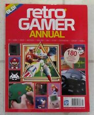 RETRO GAMER Annual 2016 Essential GUIDE To Classic GAMES 180 Pages ICONIC GAMES