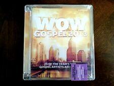 Wow Gospel 2013 [VIDEO] por varios artistas (DVD, 2013, Verity) NUEVO