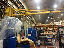 More details for jib crane  - swing jib - 3m radius - swl 125 kg - 1000 kg -  1 ton