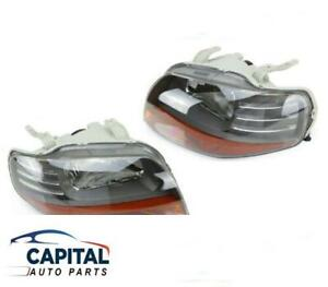 Pair of Headlights Left & Right suits Holden Barina TK Hatch 2005-2008 Hatchback
