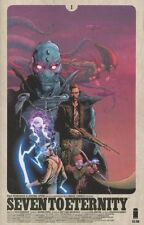 SEVEN TO ETERNITY ISSUE 1 - SOLD OUT FIRST 1st PRINT COVER A - RICK REMENDER