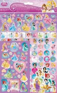 Disney Princess Stickers Mega Pack of 150 Stickers  - Loot Bag Fillers