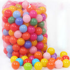 VIVII 70mm Colorful Soft Plastic Ocean Ball Secure Baby Kid Pit Swim Fun Toy GIR