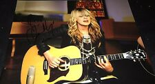 Orianthi Panagaris Guitarist Signed This Is It 11x14 Autographed Photo COA