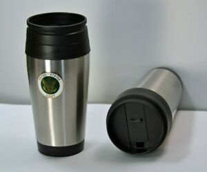 Army Stainless Steel 16 oz. Insulated Coffee Travel Cup Tumbler w/ No Spill Lid