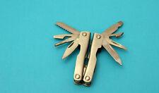 Acier inoxydable multi outil outdoor tool en sac de ceinture