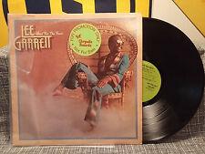 Lee Garrett LP Heat for Feets Chrysals Promo 1109 70s Soul Funk